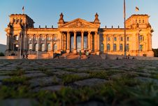 Reichstag V6 Stock Photography