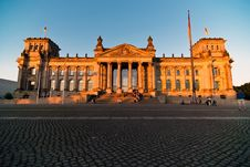 Reichstag V7 Stock Photos