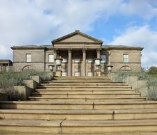 Free Old Hall Mansion Stock Photos - 16873243