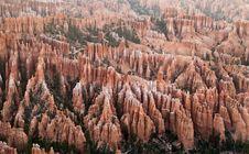 Free Bryce Canyon Royalty Free Stock Image - 16874616