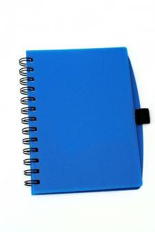 Free Blue Book Stock Photo - 16875080
