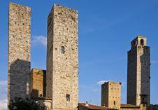 Free San Gimignano Stock Image - 16875181