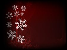 Free Snowflake Abstraction Royalty Free Stock Photography - 16875597