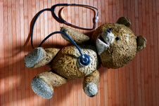 Free Teddy Bear Royalty Free Stock Images - 16875879