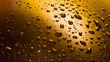 Free Abstract Water Drops Stock Images - 16876414