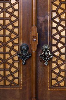 Free Front Door To Home Stock Photos - 16876643