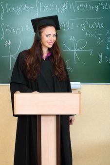 Free Graduation Stock Image - 16876691