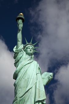 Free The Statue Of Liberty Stock Images - 16877404