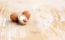 Free Walnuts Stock Image - 16877841