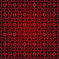 Red Seamless Wallpaper Royalty Free Stock Photography