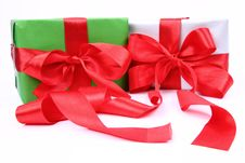 Free Gifts Stock Image - 16879741
