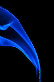 Free Blue Smoker Royalty Free Stock Photos - 16880928
