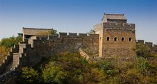 Free Broken Great Wall Stock Photography - 16881332