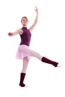 Free Ballerina Royalty Free Stock Photography - 16881647
