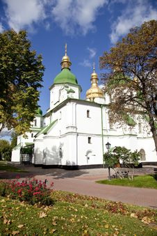 Free Saint Sophia Cathedral Royalty Free Stock Images - 16882859