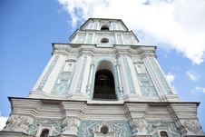 Free Saint Sophia Cathedral Toller Tower. Stock Photo - 16882910