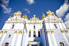 Free Saint Michael S Cathedral In Kiev, Stock Photo - 16882920
