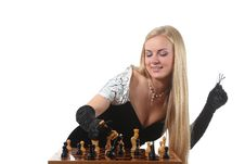 Free Checkmate Royalty Free Stock Photography - 16883397