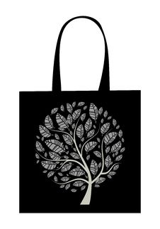 Free Shopping Bag Design, Art Tree Stock Photography - 16883402