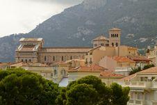 Free Monaco Palace Rooftops Royalty Free Stock Photos - 16884188