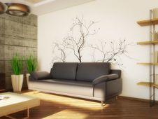 Free Room Royalty Free Stock Image - 16884666