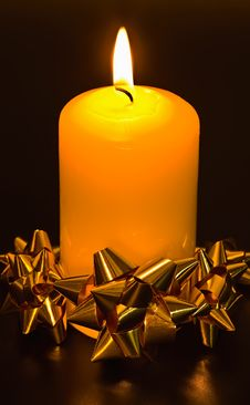 Free The Candle Stock Images - 16884984