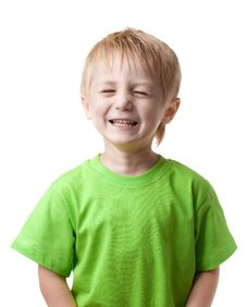 Free Boy Smiling Royalty Free Stock Photography - 16885047