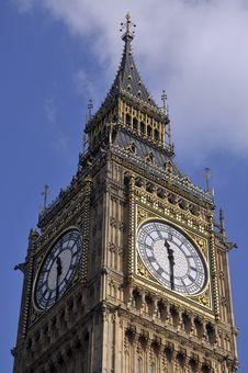 Free Big Ben, Westminster, London Stock Images - 16885134