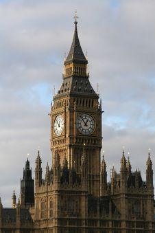 Free Big Ben, Westminster, London Royalty Free Stock Image - 16885246