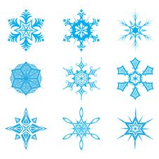 Free Snowflakes Stock Images - 16885504