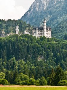 Free Neuschwanstein Castle Stock Images - 16886054