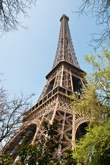 Free Eiffel Tower Stock Images - 16886074