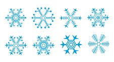 Free Snowflakes Stock Images - 16888404
