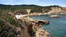 Free Ibiza, Mediterranean Island In Spain Stock Image - 16889001