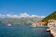 Free Perast, Montenegro Royalty Free Stock Photo - 16889855