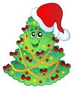 Free Decorated Christmas Tree 2 Stock Photography - 16890732