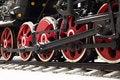 Free Old Soviet Locomotive Stock Images - 16890894