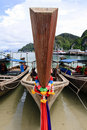 Free Long Tail Boat Front Royalty Free Stock Images - 16893409
