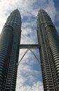 Free Petronas Towers Portrait Stock Photography - 16894112