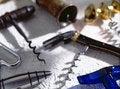 Free Corkscrews Royalty Free Stock Image - 16895786