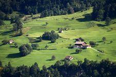 Free Swiss Grassland Stock Photos - 16890023