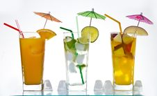 Free Drinks Royalty Free Stock Image - 16890396