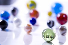 Free Marbles Stock Image - 16890481