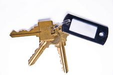 Free Keys Stock Images - 16890584