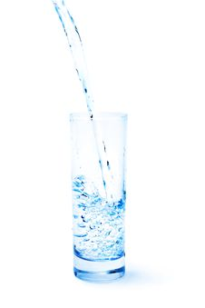 Free Glass Of Water Royalty Free Stock Photography - 16890657