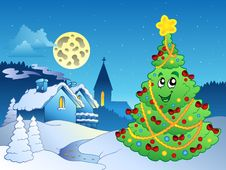 Free Merry Christmas Theme 3 Royalty Free Stock Photo - 16890755