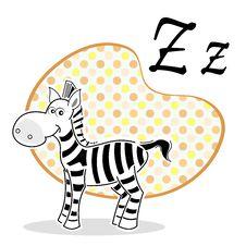 Free Zebra Stock Photo - 16891020