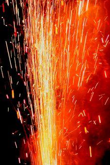 Free Fire Cracker Blast Stock Images - 16891054