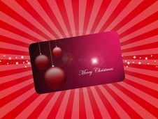 Free Christmas  Card Royalty Free Stock Images - 16891139
