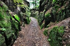 Free Rocky Path Stock Images - 16893074